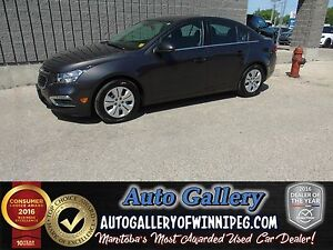 2015 Chevrolet Cruze 1LT *Only 14,622 kms