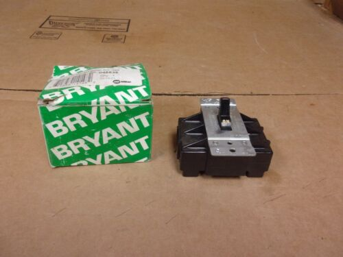 Bryant 60003 Manual Motot Starting Switch 3P , 60A