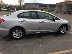 2013 Honda Civic LX 5 speed cruise control 48k