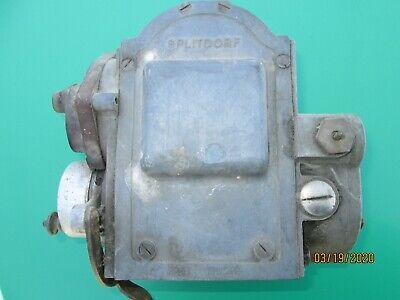 Antique Edison Splitdorf 2 Cyl. Magneto Used Untested Mag Original Vintage Oem