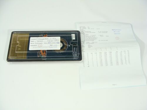 Alpha Probes Semiconductor Manual Wafer Test Probe / Prober Station Card #3