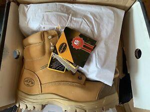 Steel cap work boots NEW