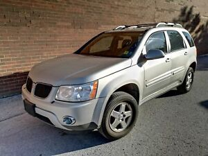 2007 Pontiac Torrent  - New tires - Certified