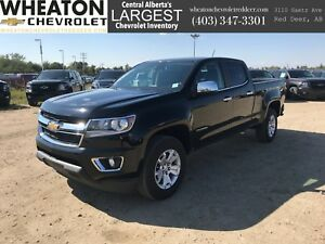 2017 Chevrolet Colorado 4WD LT - Navigation, Leather, 4G LTE WIF