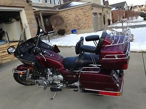 1984 Gold Wing