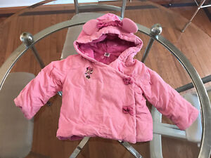Girls coat - 2 years