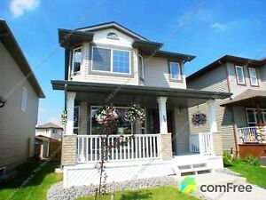 2-STORY DETACHED HOME WITH GARAGE IN SPRUCE GROVE