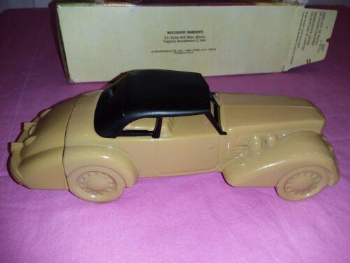 Vintage Cord 37 Avon Decanter