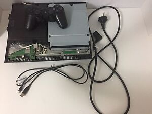 PS3 for sale with controller and charger Essendon Moonee Valley Preview