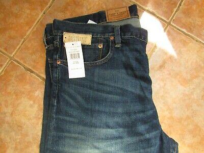 Ralph lauren mens denim jeans 38x34