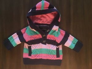 Tommy Hilfiger Sweater (3-6m)