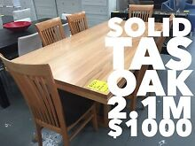 Dining Table Outlet - HUGE SALE 70% OFF Eumemmerring Casey Area Preview