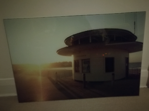 Glass photos of Bondi Beach ($40 each) Vaucluse Eastern Suburbs Preview
