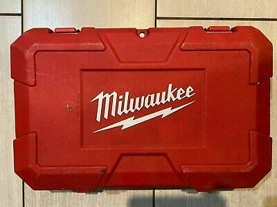 Milwaukee 5262-21 78 Sds Plus Rotary Hammer Case Case Only Used