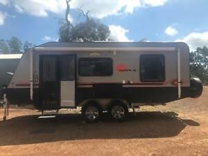 2013 Nova Terra Sportz Off Road Caravan 18'6 Feet
