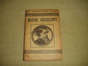 The Life and Adventures of Martin Chuzzlewit Book Summary and Study Guide