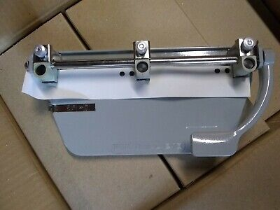 Foothill-210-adjustable 3 Hole Paper Punch 14-hole