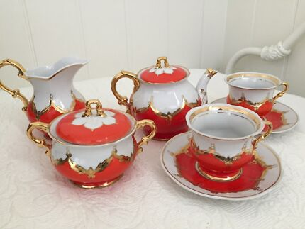 Beautiful Japanese Vintage Tea Set Paddington Brisbane North West Preview