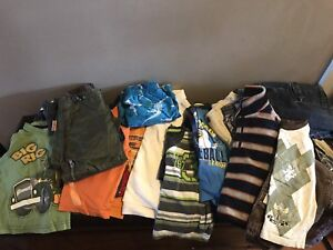 Boy's Size 2/2T Clothing Lot