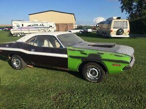 1970 Dodge Challenger SE $11000 this weekend