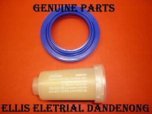 ☛ ☛ ☛ GENUINE Sunbeam Group Head Seal EM69116 + Anti Calc Cartridge EM69101 ☚☚☚