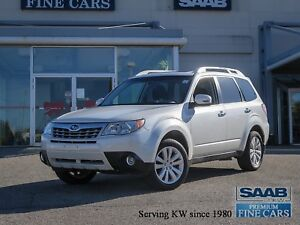 2012 Subaru Forester 2.5X TOURING Edition 5 Speed Manual AWD