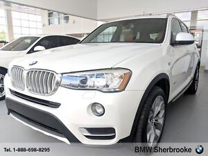 2016 BMW X3 Xdrive28i *TOIT OUVRANT PANORAMIQUE*