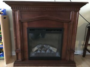 Dimplex DF2000L Electric Fireplace