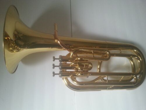 Hawk Tuba #071494 Complete w/Mouthpiece Ready to Play