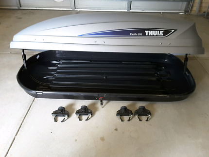 Thule Pacific 200 Roof Pod