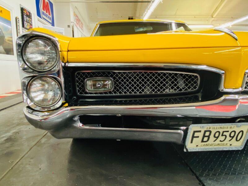 Image 12 Voiture Américaine de collection Pontiac GTO 1967