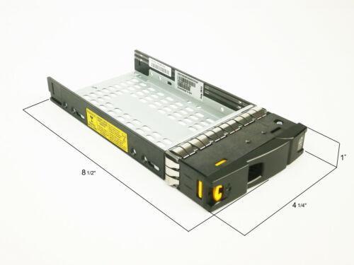 "HP 3PAR StoreServ M6720 Drive Enclosure Tray Caddy 3.5"" 710387-001 0974240-04"