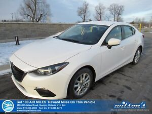 2015 Mazda Mazda3 GS | HTD SEATS | BLUETOOTH | CRUISE CONTROL |