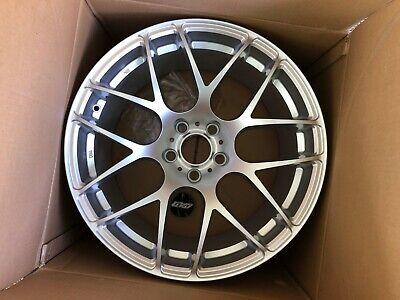 Apex Race Parts PS-7 Wheel 19x10.5 5x120 Hyper Silver ET22 Hyper Race Wheels