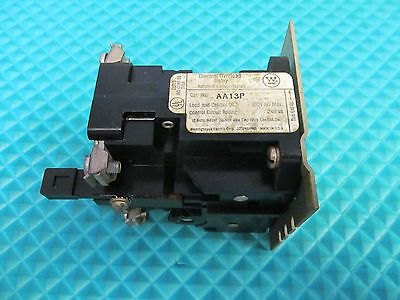 New Westinghouse Thermal Overload Relay Aa13p