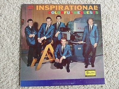 Bob Wills Inspirationals Colorful Requests Skylite 6042 VG++