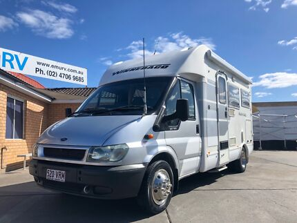 AVIDA Winnebago Adventurer. Compact Automatic Motorhome.... Penrith Penrith Area Preview
