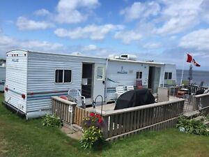 39 foot trailer with bunkroom