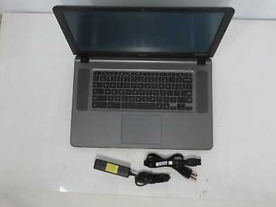 ACER CHROMEBOOK 15, CELERON N3060, 15.6 HD, 2GB LPDDR3, 16GB STORAGE, CB3-532-C3