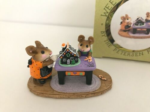 Wee Forest Folk Halloween 🎃 HOME SWEET HOME - RARE Event SPECIAL - PRISTINE
