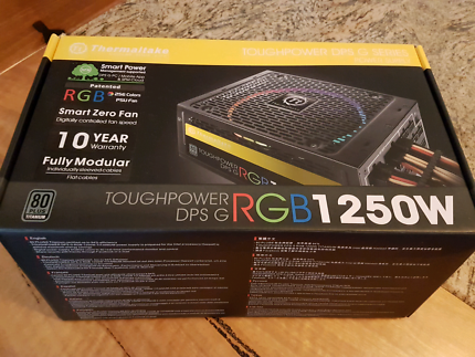 Wanted: Power Supply- RGB 1250W
