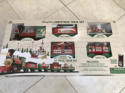 Disney Parks Holiday 2019 Christmas Train Set BRAND NEW READY TO SHIP ()