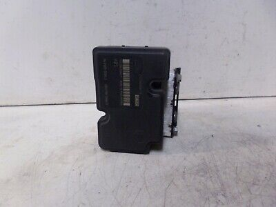 GENUINE FORD FIESTA ABS PUMP AND CONTROL MODULE  8V51-2N110-AD  2008 2009 - 2012