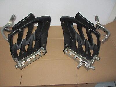 Quad ATV Nerv Bar für Yamaha YFM 700R Raptor   Heelguards mit Fußrasten, gebraucht gebraucht kaufen  Bramsche