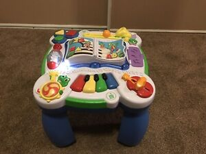 FRENCH - Music Activity Table