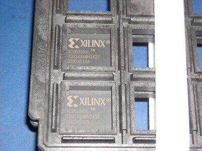 2 Pcs Xilinx Xc95288xl-10tqg144c Cpld 144 Pin Tsop Rohs
