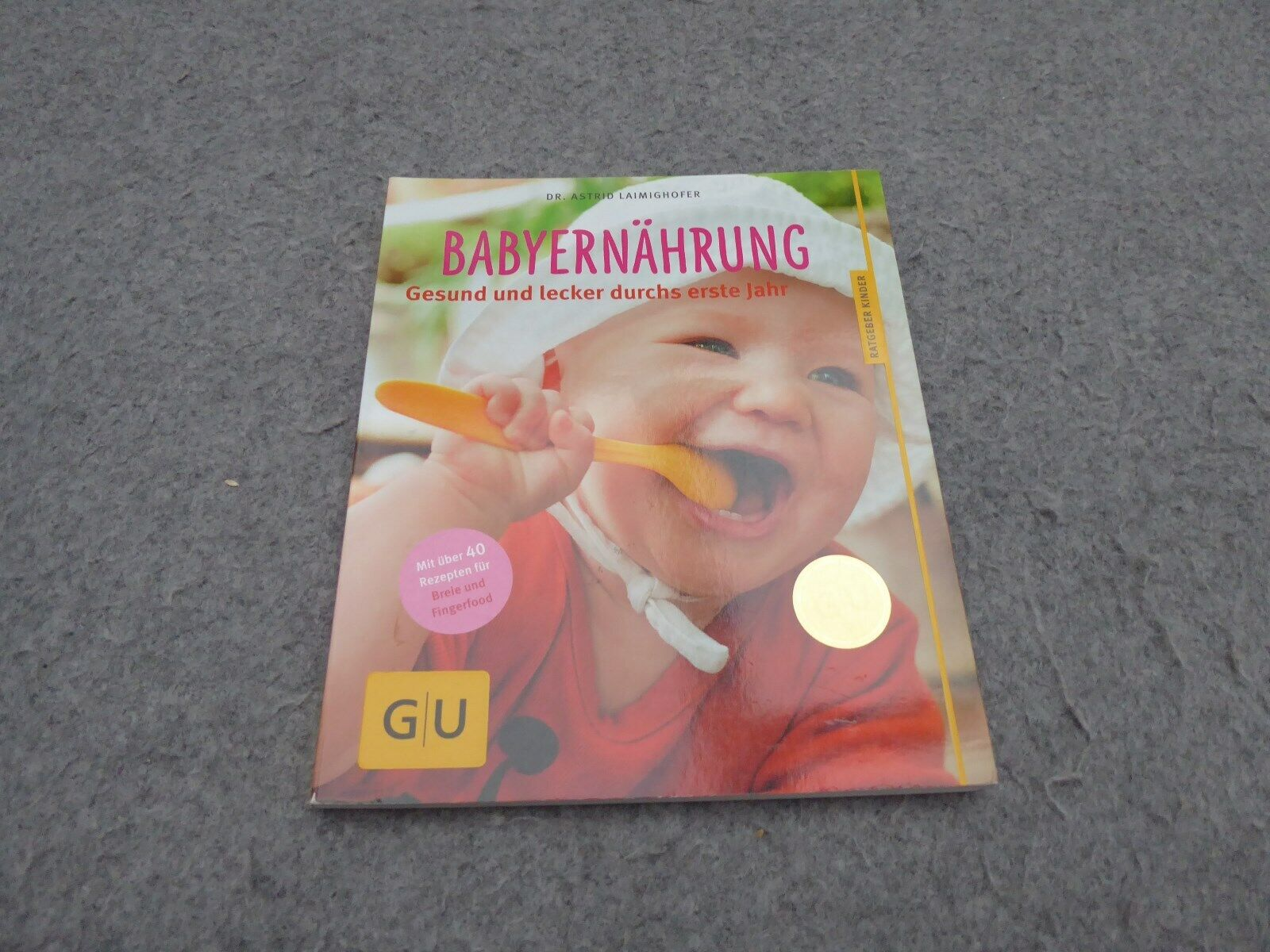Babyernährung von Astrid Laimighofer (2014, Taschenbuch)
