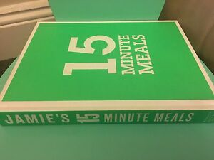 Jamie's 15 Minute Meals Two Wells Mallala Area Preview
