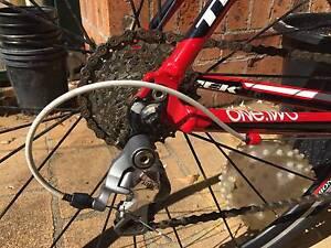 TREK BRAND ROAd BICYCLE Hurstville Hurstville Area Preview