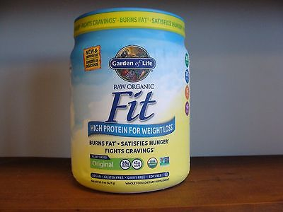 Garden of Life RAW Fit Original 15.1oz Protein For Weight Loss